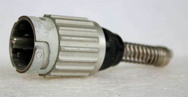 Amphenol Tuchel 8 Pol Kabelstecker T3050-010 für Neumann M49/M50 gebraucht