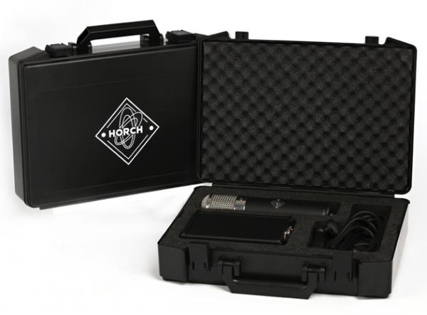 HORCH Audiogeräte Tool Case for RM2J Mark 2 and RM3J Mark 2 Tube Mics