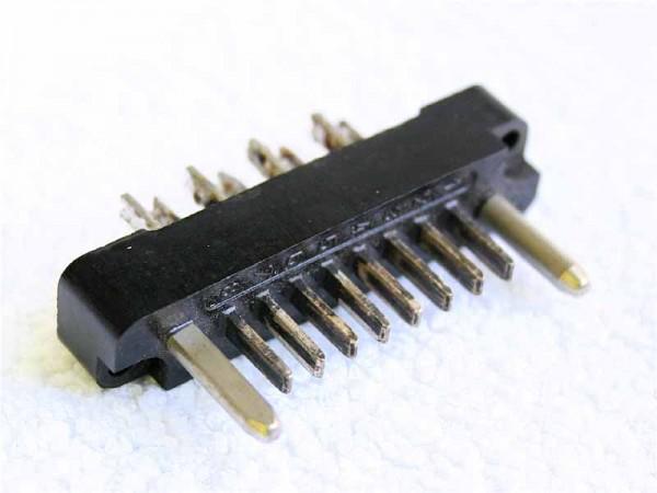 Amphenol Tuchel T2000 8 Pin Male Tuchel Connector, USED