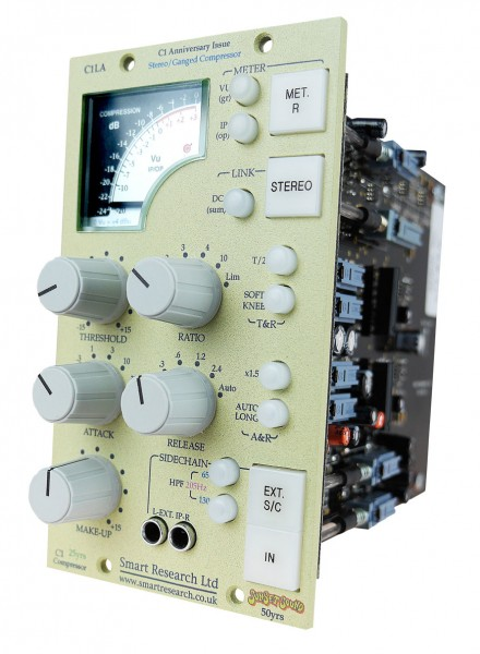Smart Research C1LA Stereo/Dual Ganged Kompressor