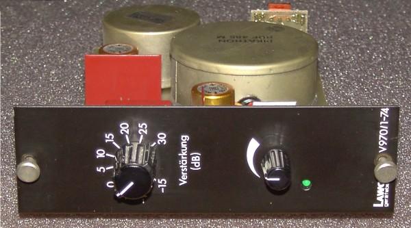 Lawo V970 Lineverstärker