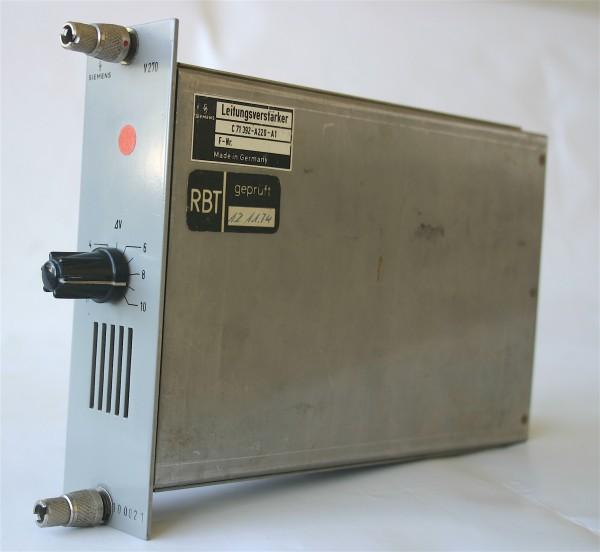 Siemens V270 Seitenansicht A