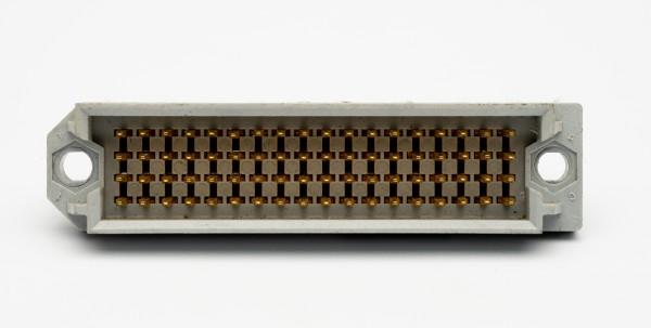 Siemens DIN 41618, 72 polige vergoldete Messerleiste gebraucht