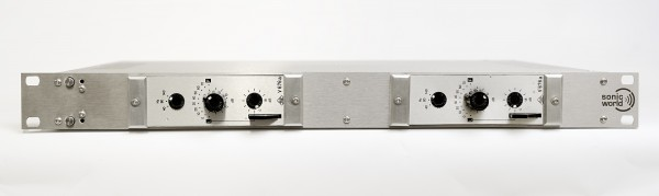 SonicWorld FR2X-V676 with 2 refurbished Telefunken V676a preamplifiers