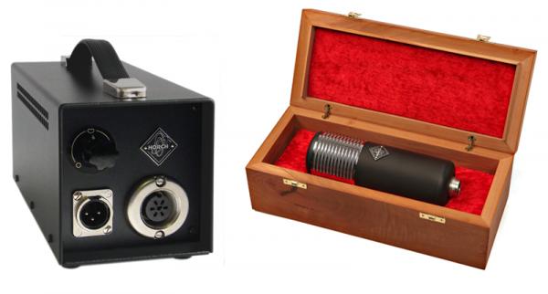 HORCH Audiogeräte Vintage Set
