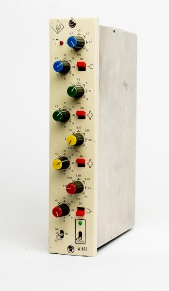 Neumann W492 5-band Equalizer