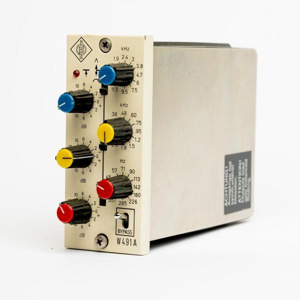 Neumann W491 3-band Equalizer