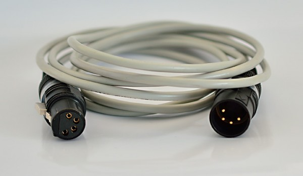 SonicWorld Custom Cable with 4pole XLR Connectors