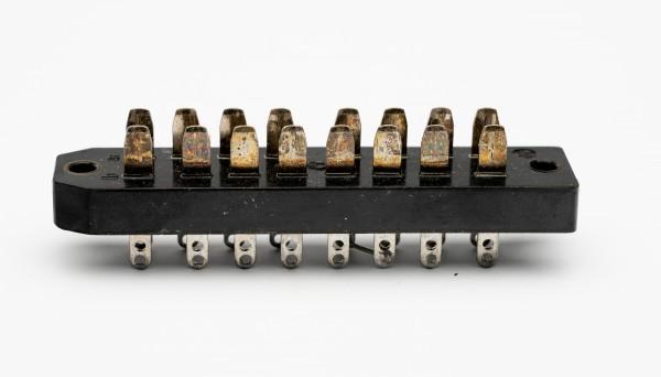 Siemens/ Tyco or Amphenol Tuchel DIN 41622, 16pole Male Connector USED
