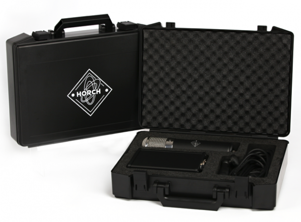 HORCH Audiogeräte Tool Case for RM2J Mark 2 and RM3J Mark 2 Tube Mics