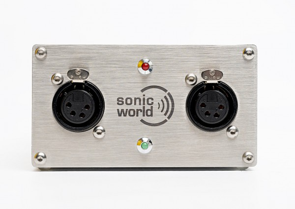 SonicWorld KNT24-300 24 Volts/300 mA linear Powersupply, specially designed for Pro Audio purposes