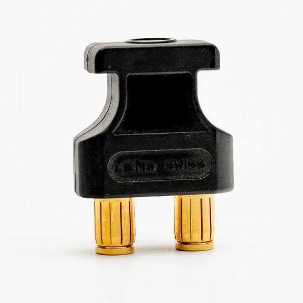 Lemo Triax Connector, used, black