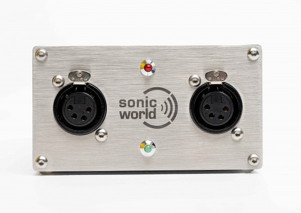 SonicWorld KNT24-800PH 24 Volts linear PSU with 800 mA and an additional +48Volts Output