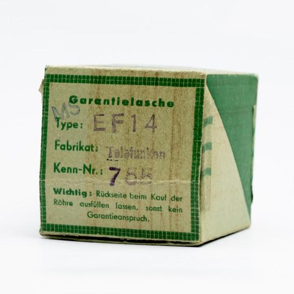 Telefunken EF14 used