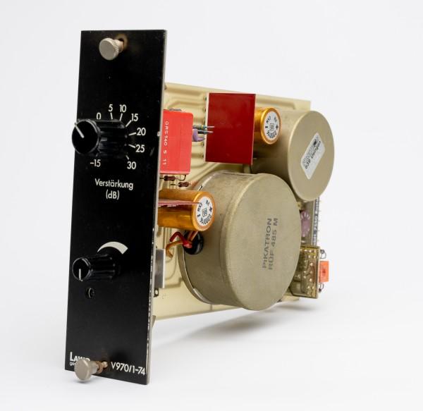 Lawo V970 Line Amp