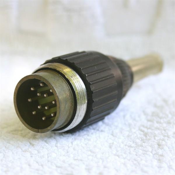 Neuer Amphenol Tuchel 12 Pol Kabelstecker T3615-002