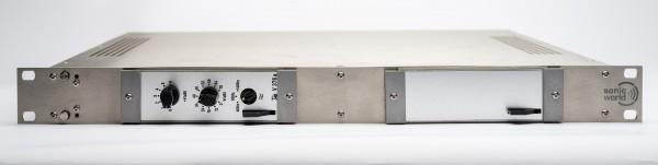 SonicWorld FR2X-V376 rack with 1 serviced TAB V376a preamp