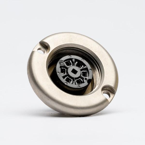 Amphenol Tuchel 7 Pin Female Receptacle T3463-000 for Neumann KM2XX/M249/M269 / Used