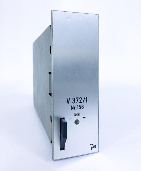 TAB V372/1